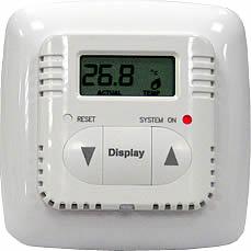 Терморегуляторы для теплого пола FRONTIER TH-0502
