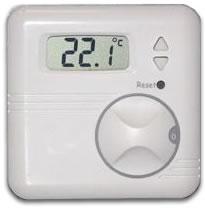 Терморегуляторы для теплого пола FRONTIER TH-0343