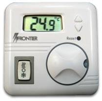 Терморегуляторы для теплого пола FRONTIER TH-0343SB