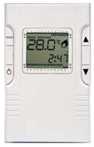 Терморегуляторы для теплого пола FRONTIER TH-1287