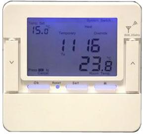 Терморегуляторы для теплого пола FRONTIER TH-920